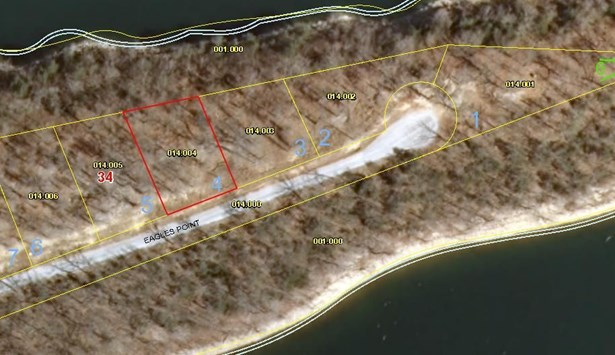 Lot 4 Eagles Pointe Lane, Shell Knob, MO - USA (photo 2)