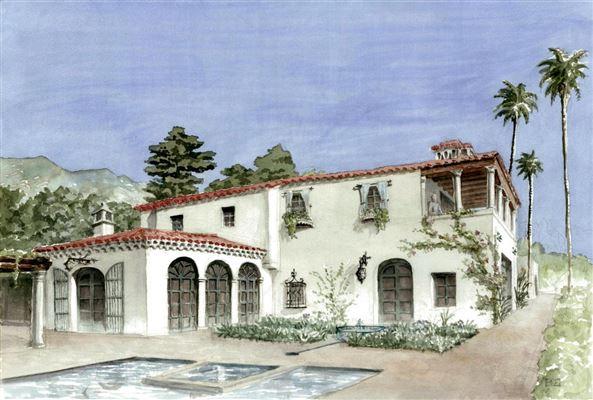 669 Picacho, Montecito, CA - USA (photo 4)