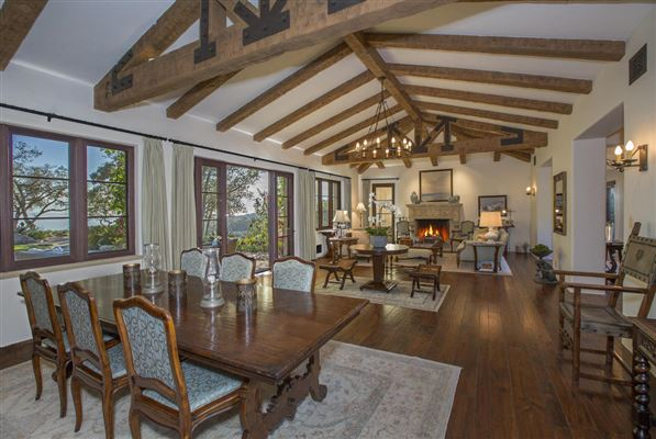 1379 Oak Creek Canyon, Montecito, CA - USA (photo 4)