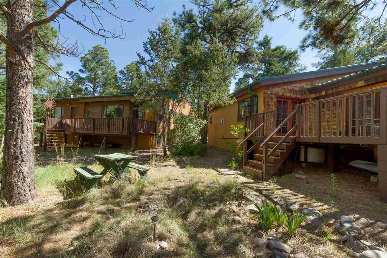 Cabin, Single Family - Glorieta, NM (photo 1)
