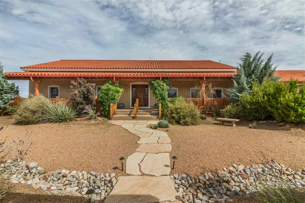 North New Mexico, Single Family - Cerrillos, NM (photo 1)