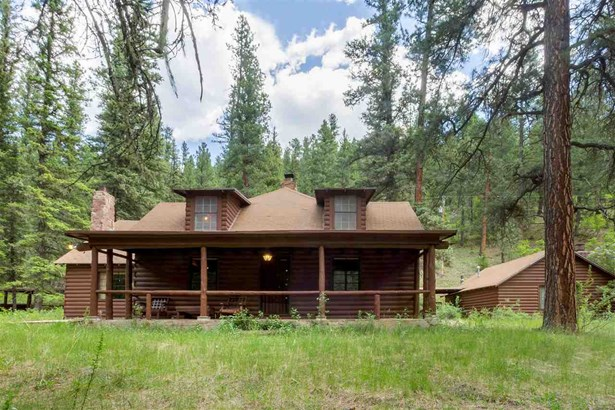 Cabin, Single Family - Pecos, NM (photo 1)