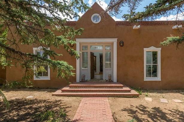 Contemporary,Territorial, Single Family - Santa Fe, NM (photo 2)