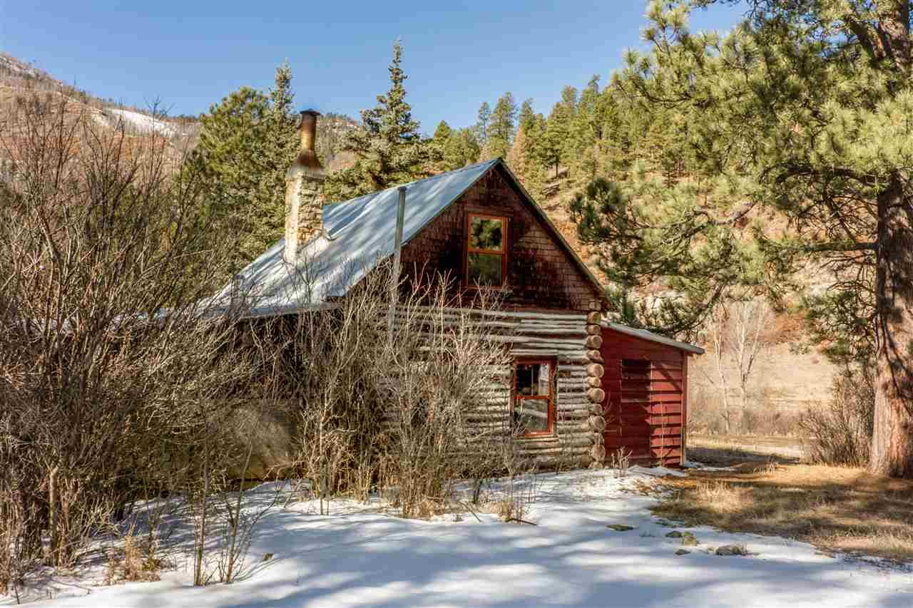 Cabin, Single Family - Terrero, NM (photo 1)