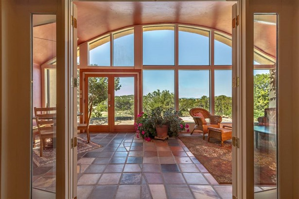 Passive Solar,Other - See Remarks, Single Family - Lamy, NM (photo 1)