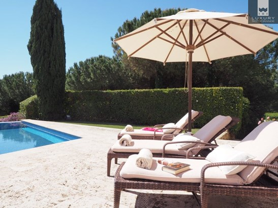 Recently Reduced spectacular front line golf Villa for sale in Sotogrande la Reserva (photo 5)