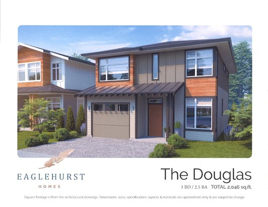 2062 Deerbrush Crescent, Sidney, BC - CAN (photo 1)