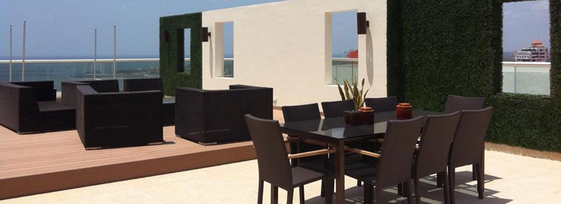 Modern Beach Penthouse, Panama - PAN (photo 1)