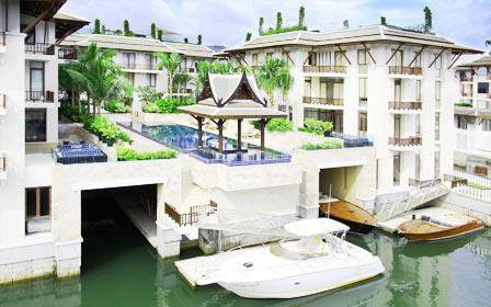 Phuket, Royal Phuket Marina - THA (photo 1)