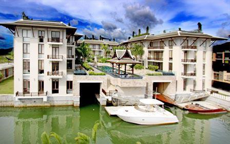 Phuket, Royal Phuket Marina - THA (photo 5)
