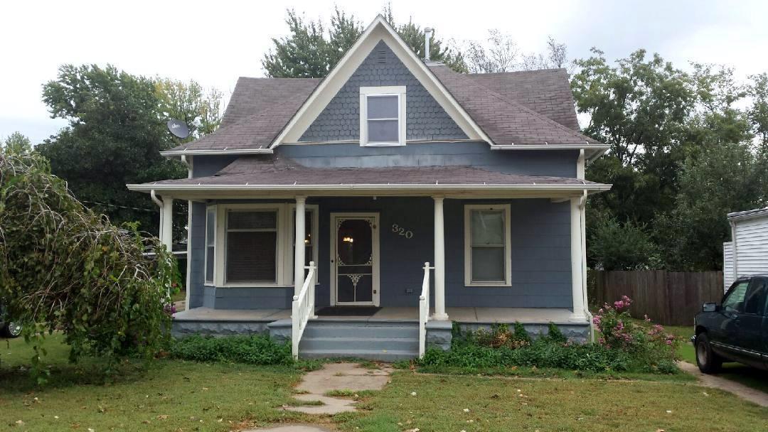 Single Family OnSite Blt, Traditional - Caldwell, KS (photo 1)
