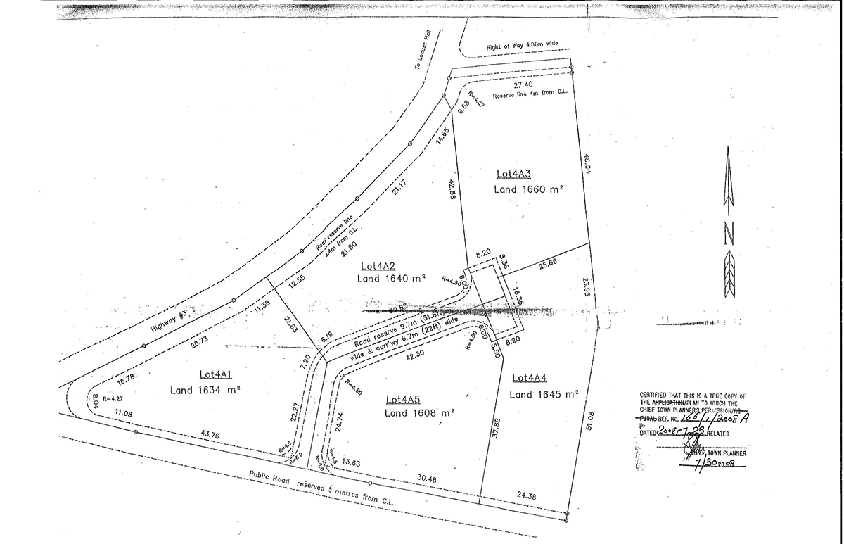 Lower Estate Lot 4a, St. Michael - BRB (photo 3)