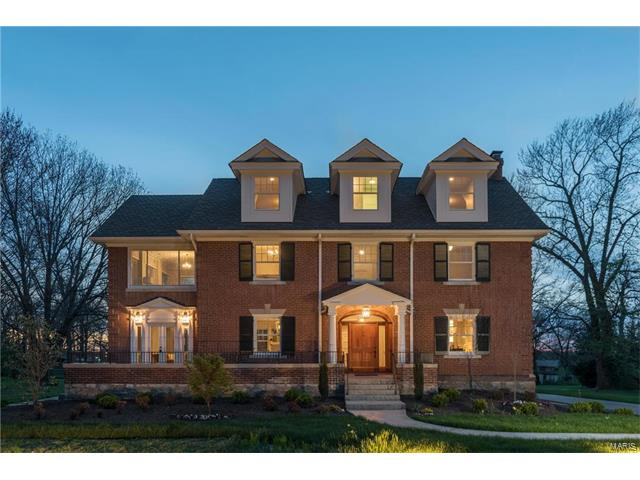 Residential, Colonial,Historic,Traditional - St Louis, MO (photo 1)