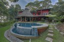 Stunning And Romantic Ocean Front Mansion, With Dr, Dominical - CRI (photo 1)