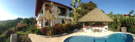 Luxury 5 Bedroom Ocean View Estate, Dominical - CRI (photo 5)