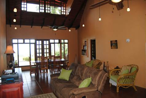 Dream House With Wrap Around Porches, Ocean Views., Uvita - CRI (photo 5)