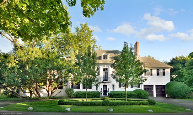 3 Stories, Traditional - LAKE FOREST, IL (photo 1)