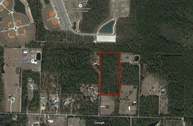 LAND/ACREAGE - PENSACOLA, FL (photo 1)