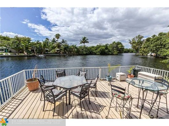 Condo/Co-Op/Villa/Townhouse, Townhouse Fee Simple - Wilton Manors, FL (photo 4)