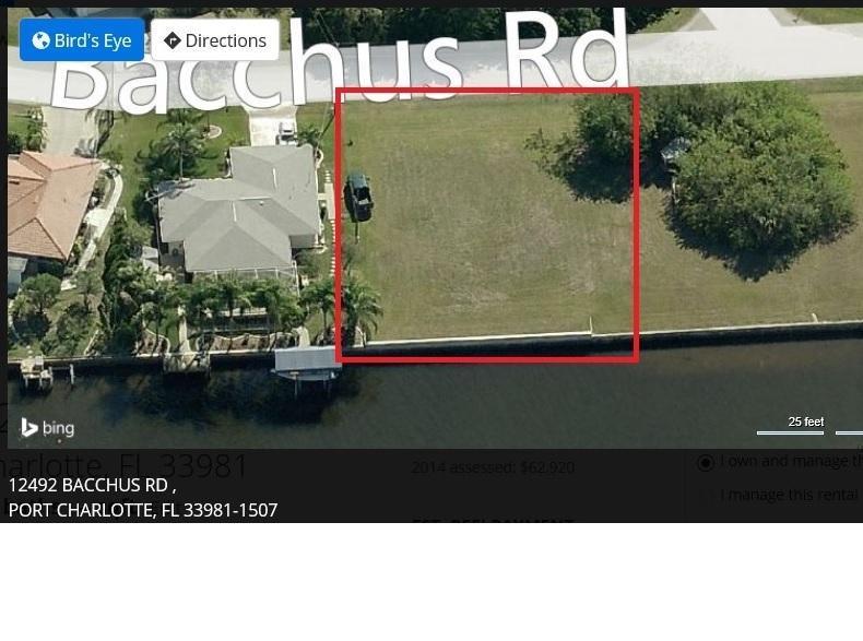 Boat Dock,Single Family, Single Family Detached - Port Charlotte, FL (photo 1)