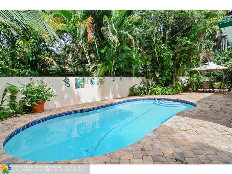Pool Only, Single Family - Fort Lauderdale, FL (photo 1)