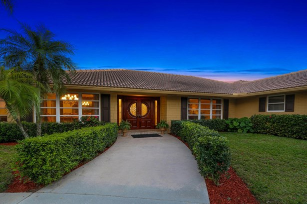 Single Family Detached, Ranch - Boynton Beach, FL (photo 5)