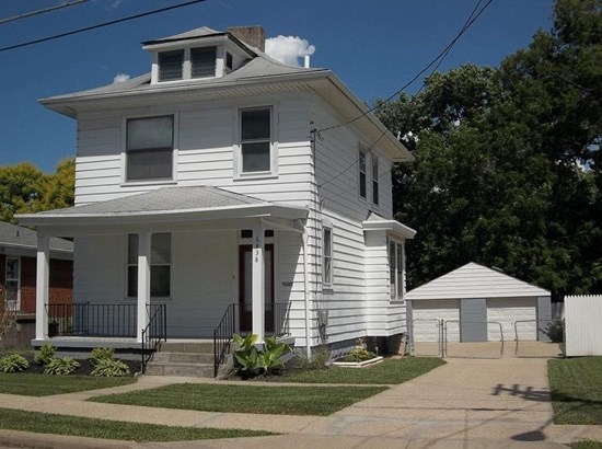 Single Family Residence, Traditional - North College Hill, OH (photo 2)