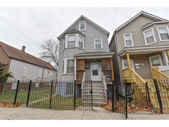 Two to Four Units, Bungalow - Chicago, IL (photo 1)