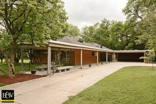 Contemporary, Detached Single - Flossmoor, IL (photo 1)