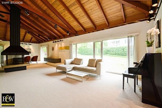 Contemporary, Detached Single - Flossmoor, IL (photo 2)