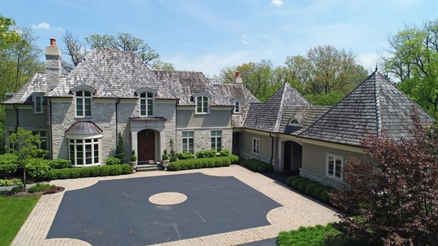 Detached Single, French Provincial - Lake Forest, IL (photo 1)