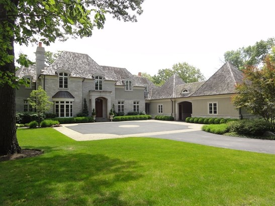 Detached Single, French Provincial - Lake Forest, IL (photo 2)