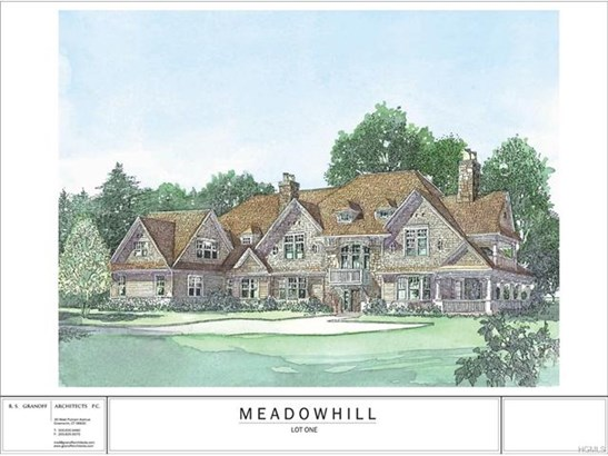 1 Meadow Hill Way, Chappaqua, NY - USA (photo 1)