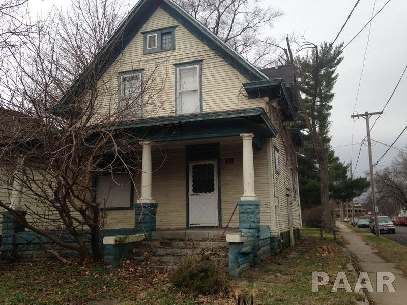 2 Story, Single Family - Peoria, IL (photo 1)