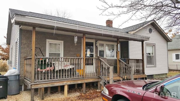 Attached Single Family, Ranch - Chillicothe, IL (photo 1)