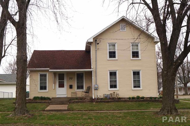 1.5 Story, Single Family - Farmington, IL (photo 1)