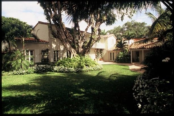 Exterior shot of backyard (photo 2)