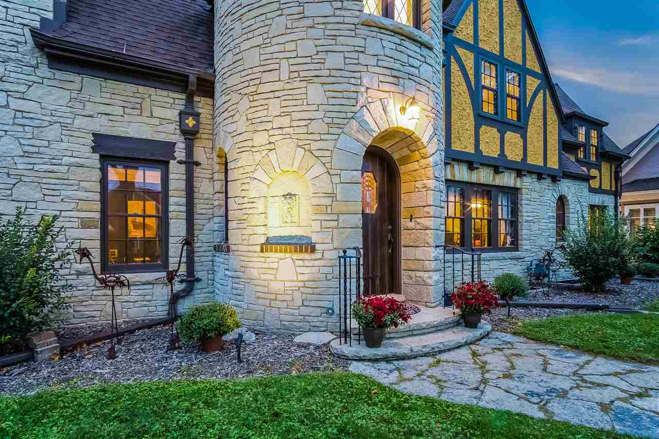 2 story, Tudor/Provincial - Columbus, WI (photo 2)