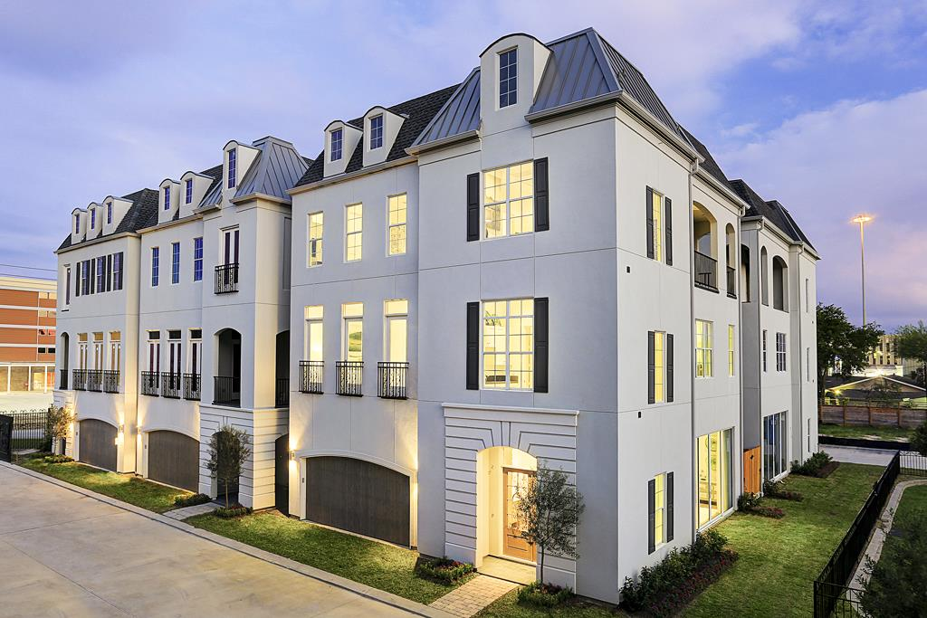 We have three floor plans to offer and all three exteriors are seen here in this photo. (photo 2)