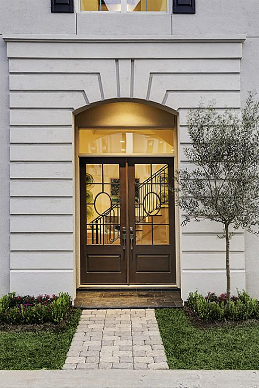 Each home has a true covered patio entrance. (photo 3)