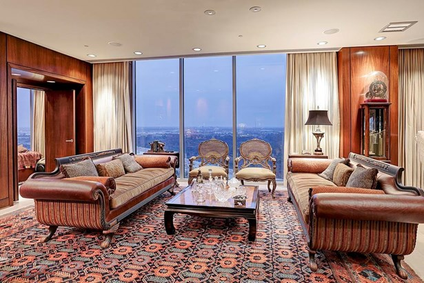 The magnificent great room acts as the home s centerpiece (photo 2)