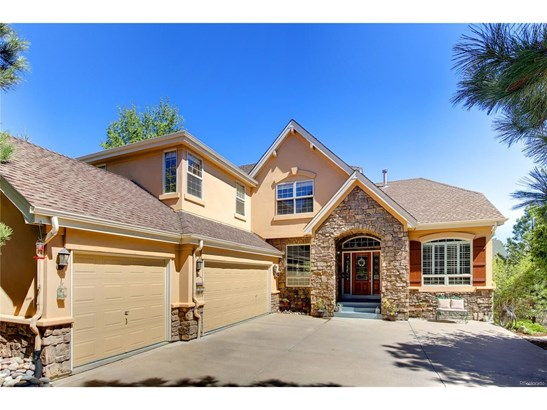 7228 Timbercrest Lane, Castle Pines, CO - USA (photo 1)
