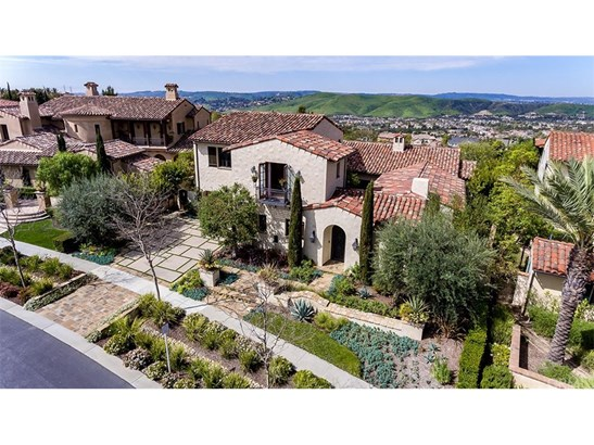 Custom Built,Spanish, Single Family Residence - Ladera Ranch, CA (photo 5)