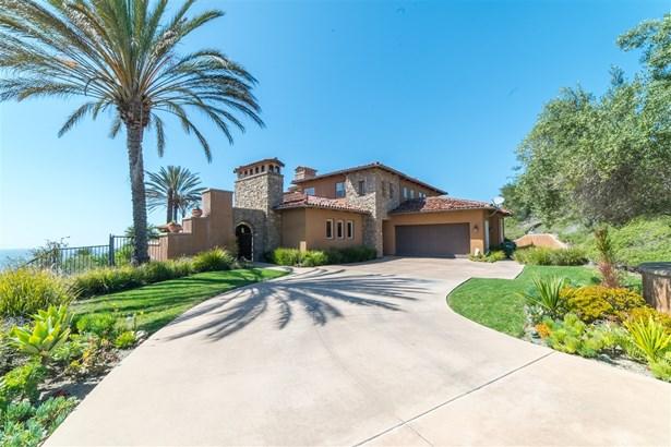 Detached, Mediterranean/Spanish - Rancho Santa Fe, CA (photo 4)