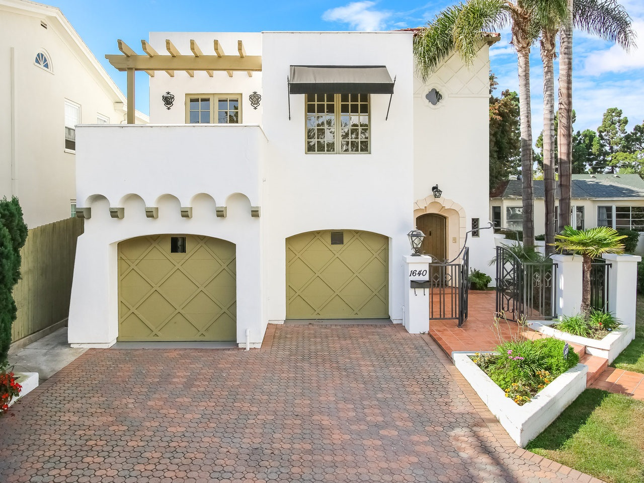 Detached, Mediterranean/Spanish - Coronado, CA (photo 1)