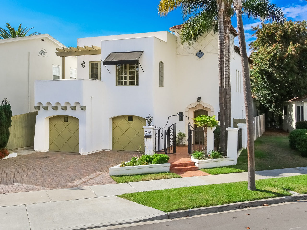 Detached, Mediterranean/Spanish - Coronado, CA (photo 2)