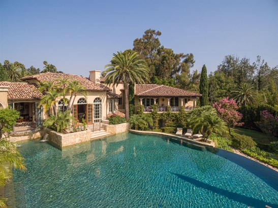 Detached, Mediterranean/Spanish - Rancho Santa Fe, CA (photo 3)