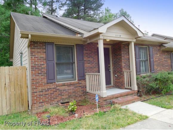 Residential, Duplex - FAYETTEVILLE, NC (photo 3)