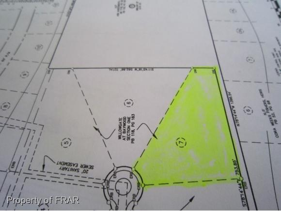 Residential Lot - FAYETTEVILLE, NC (photo 4)