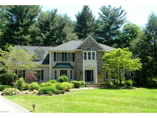 6515 Chagrin River Rd, Bentleyville, OH - USA (photo 1)